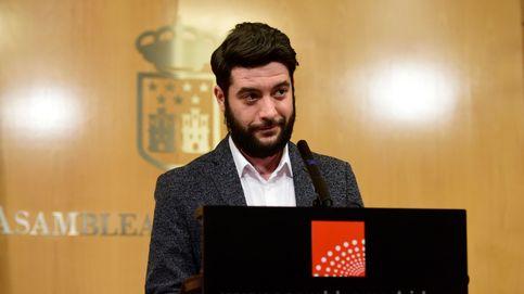 César Zafra dimite de todas sus funciones en Ciudadanos