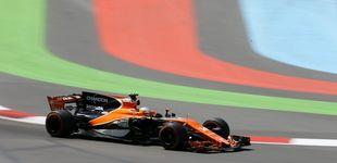 Post de Alonso, o cuando las fotos hablan más que el resultado en la pista