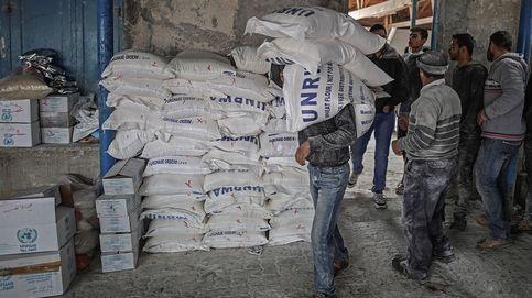 EEUU congela fondos de ayuda a los palestinos
