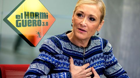 Cristina Cifuentes visita 'El hormiguero' a pesar de las críticas del PP a Pedro Sánchez