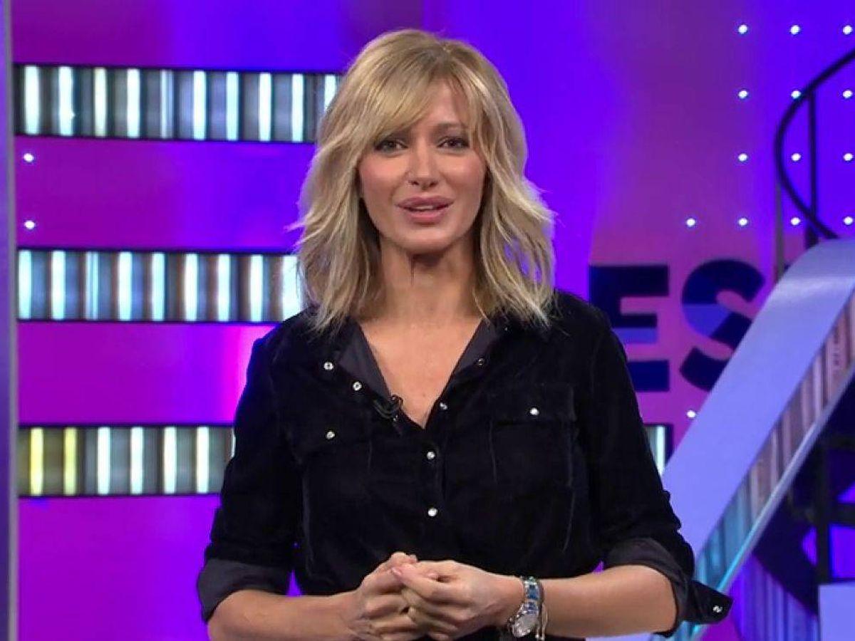 Foto: La presentadora Susanna Griso, en una imagen de archivo. (Atresmedia)