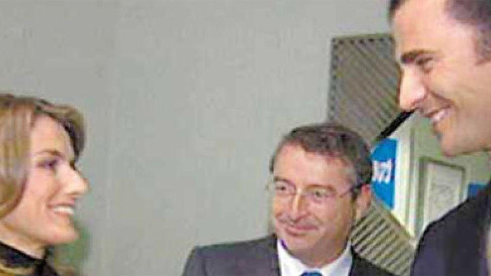 José Antonio Sánchez, entre la A de Ansón y la Z de Zaplana