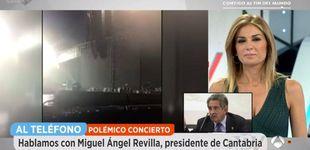 Post de Revilla atiza a Enrique Iglesias por su