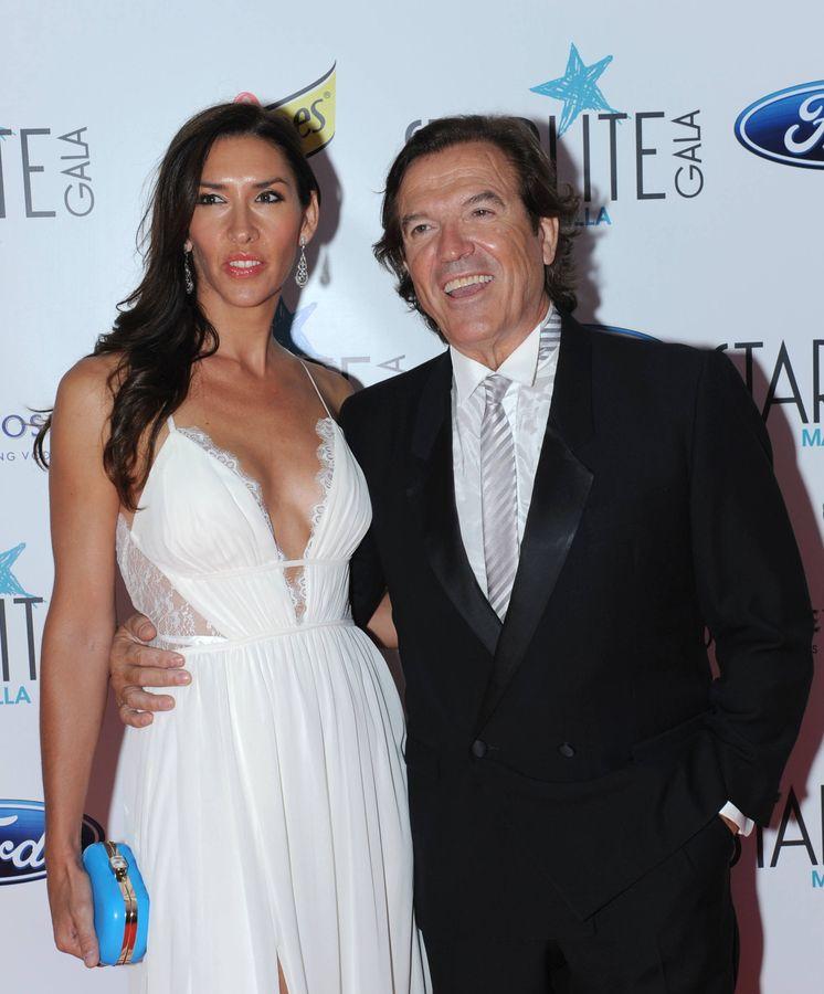 Foto: Pepe Navarro y Lorena Aznar en una imagen de archivo. (Gtres)