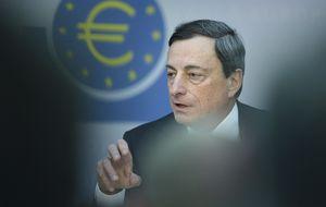 La banca española sigue viviendo del BCE a pesar del rescate