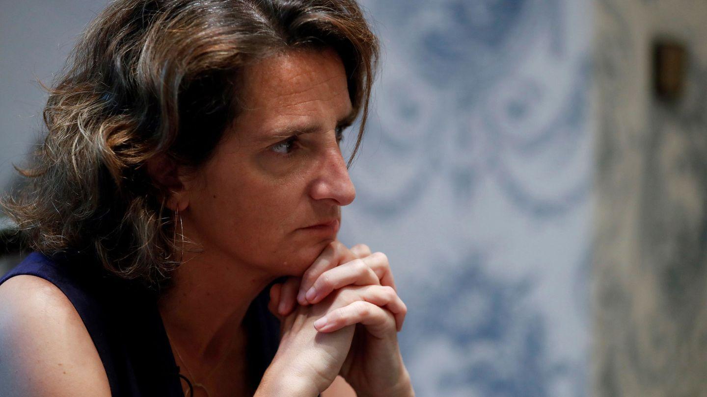 Este es el segundo laudo que llega con Teresa Ribera en el ministerio. (EFE)