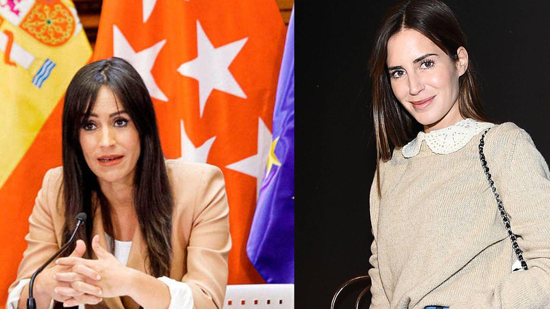 Begoña Villacís y Gala González. (EFE/Getty)