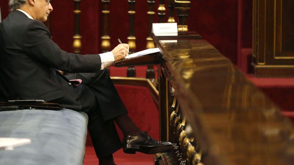 ¿Purgas en Hacienda? Retrato de la España caníbal