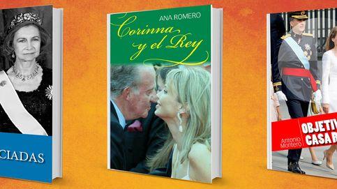 Tres libros sobre la Familia Real (y Corinna) que darán que hablar