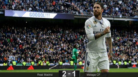 Sergio Ramos como antídoto contra cualquier mal que sufra el Real Madrid