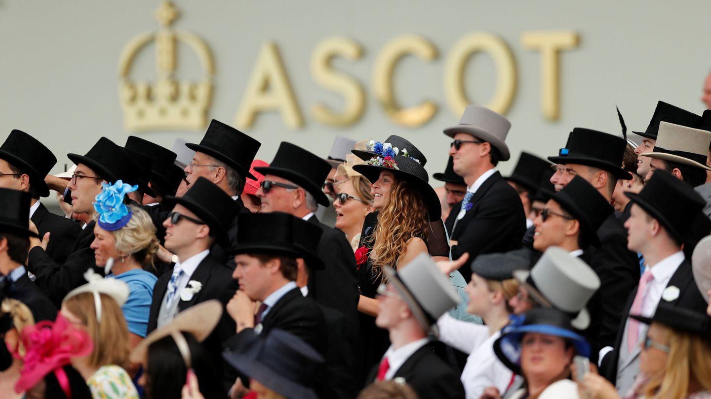 Una imagen de archivo de Ascot. (Reuters)