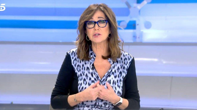 No es el momento cuando estamos hasta los huevos: Ana Rosa, contra Podemos