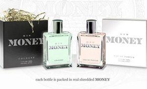 Dinero, cigarrillos... Los perfumistas buscan la fórmula del éxito en nuevos aromas