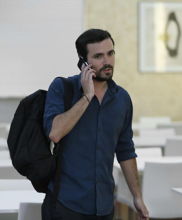 Foto: El diputado y candidato de IU a la Presidencia del Gobierno, Alberto Garzón. (EFE)
