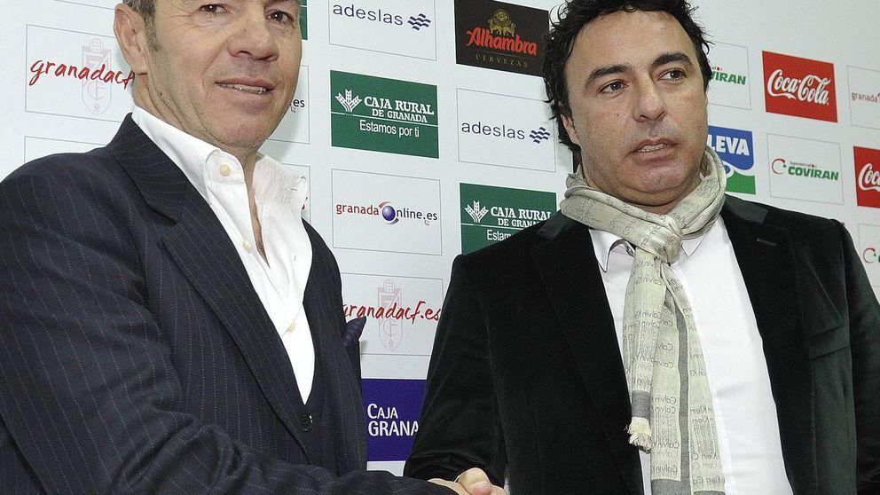 El CSD rechaza el desembarco de Quique Pina en el Cádiz CF