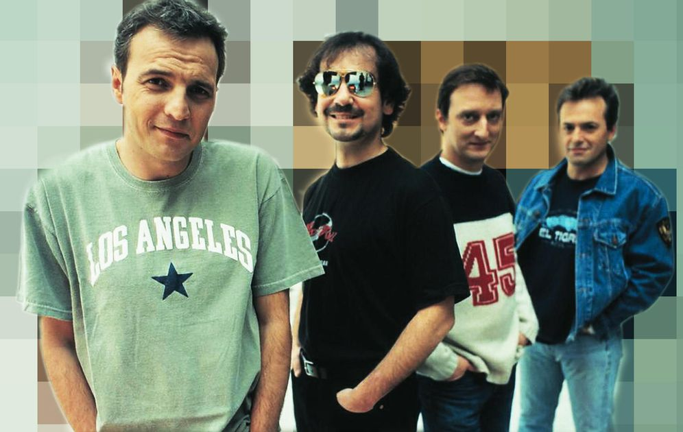 Foto: Hombres G, 30 años de la burguesía revolucionaria del pop