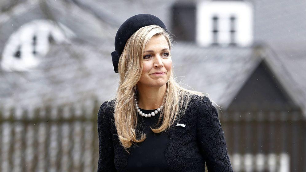 Foto: La reina Máxima de Holanda en una imagen de archivo. (Gtres)