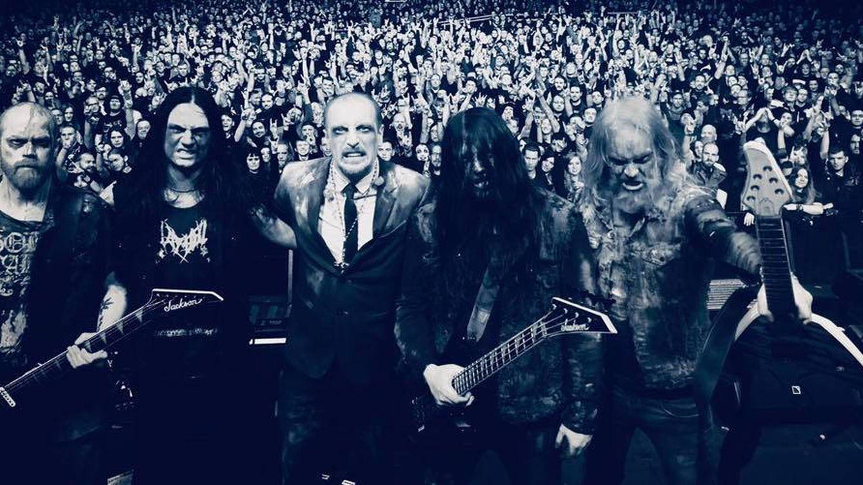 La música death metal no inspira violencia… o al menos eso dice un estudio