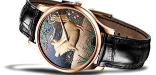 Post de Chopard añade una pieza excepcional a su colección de relojes L.U.C Urushi