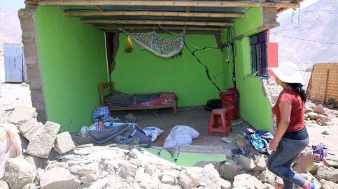 Un muerto y decenas de heridos en el terremoto que azotó Perú este domingo