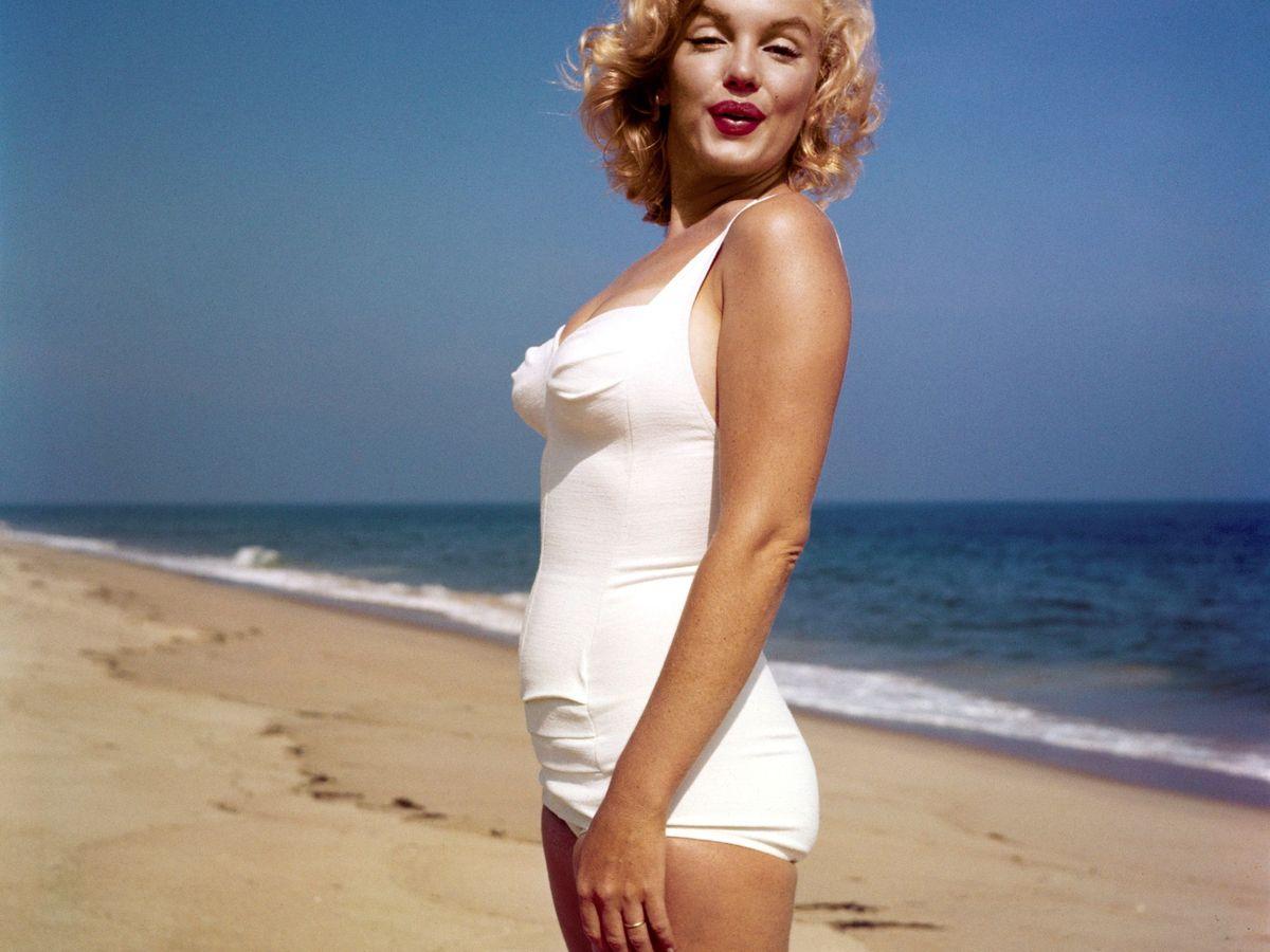 Foto: Fotografía facilitada por Galería Joseph de la actriz Marilyn Monroe. (EFE)