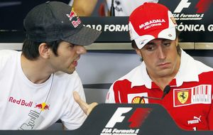 En España, Fernando Alonso es un ejemplo y Alguersuari otro