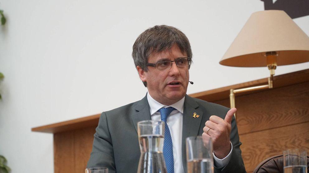 Puigdemont: Sánchez es presidente gracias a nuestro voto