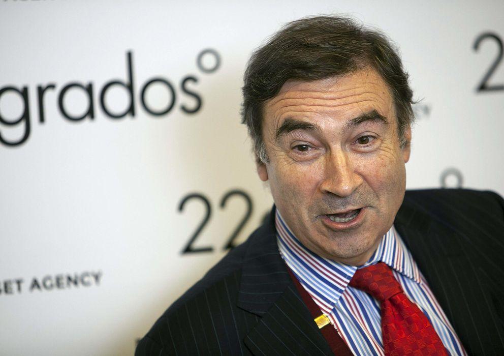 Foto: El exdirector del diario 'El Mundo', Pedro J. Ramírez (Efe)