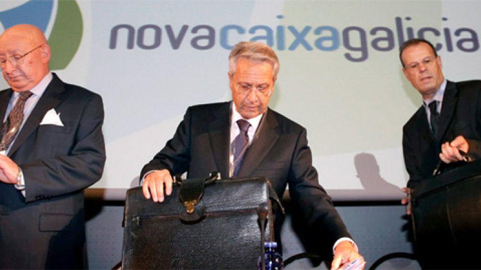 Tres exdirectivos de NCG ofrecen de fianza sus pensiones pendientes de cobro