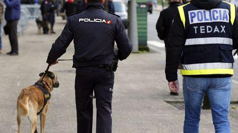 Muere una mujer al caer por una ventana mientras tendía la ropa en Gijón