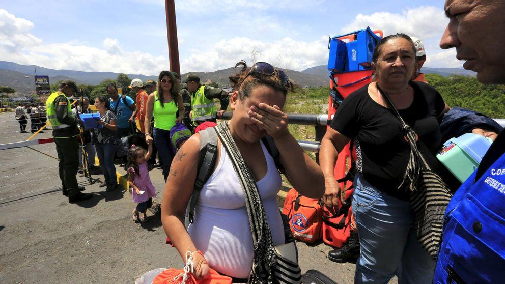 Las razones del chavismo para deportar a 1.000 colombianos en cuatro días