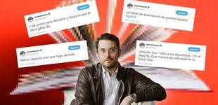 Post de Màxim y los basureros que hurgan en sus tuits ¿Tú piensas como hace ocho años?