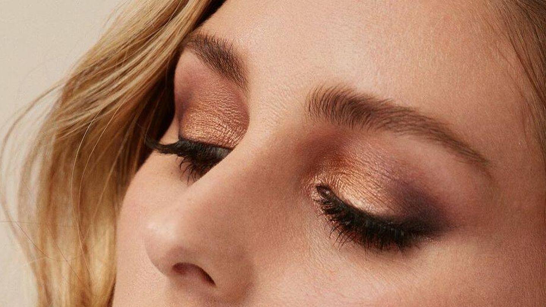 Detalle del maquillaje creado con Olivia Palermo Beauty. (Instagram)