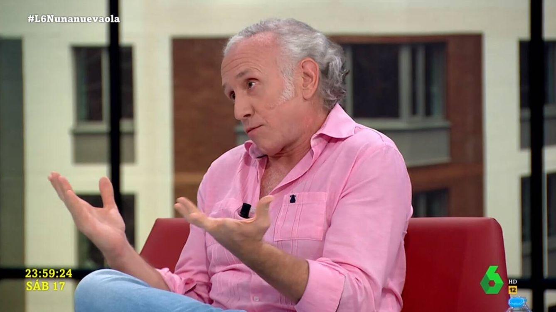 Iñaki López retrata a Eduardo Inda por lo que dijo la semana pasada en 'La Sexta noche'