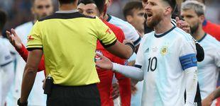 Post de Cómo Messi paga el precio de un mal perdedor por su comportamiento macarra