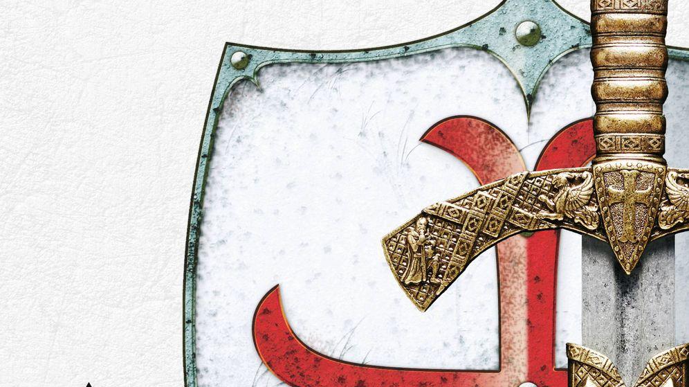 Foto: Detalle de portada de 'Lass Cruzadas', de Thomas Asbridge (Ático de los Libros)