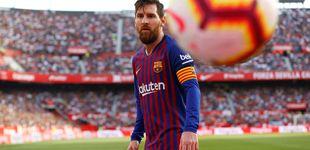 Post de La 'pierna caliente' de Messi para jugar contra el Real Madrid y en su estadio favorito