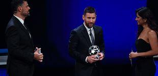 Post de El premio amargo de Leo Messi en el sorteo más envenenado para el Barcelona
