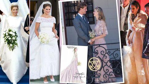 Marie-Chantal, Máxima o Beatrice: Valentino se corona el costurero nupcial de la realeza