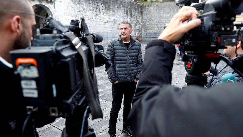 Otegi: Fue una acusación falsa y construida. España es un Estado antidemocrático