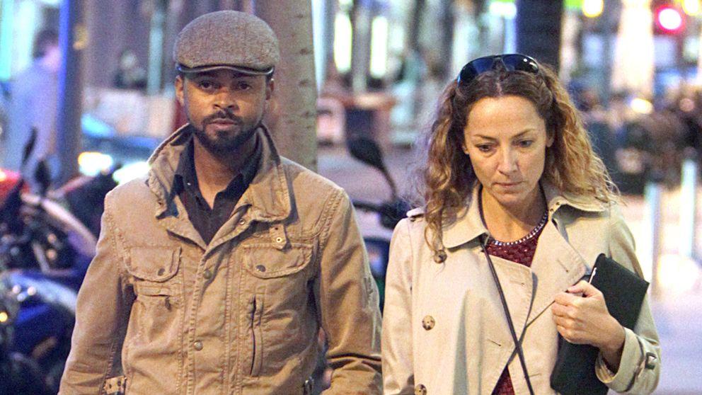Sonsoles Suárez y su marido, Paulo Wilson, productores musicales