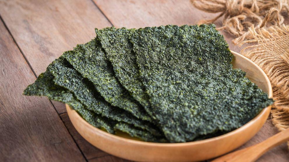 Receta: cómo convertir el alga nori en un delicioso aperitivo