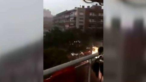 Caos en Tarragona tras el paso de un tornado