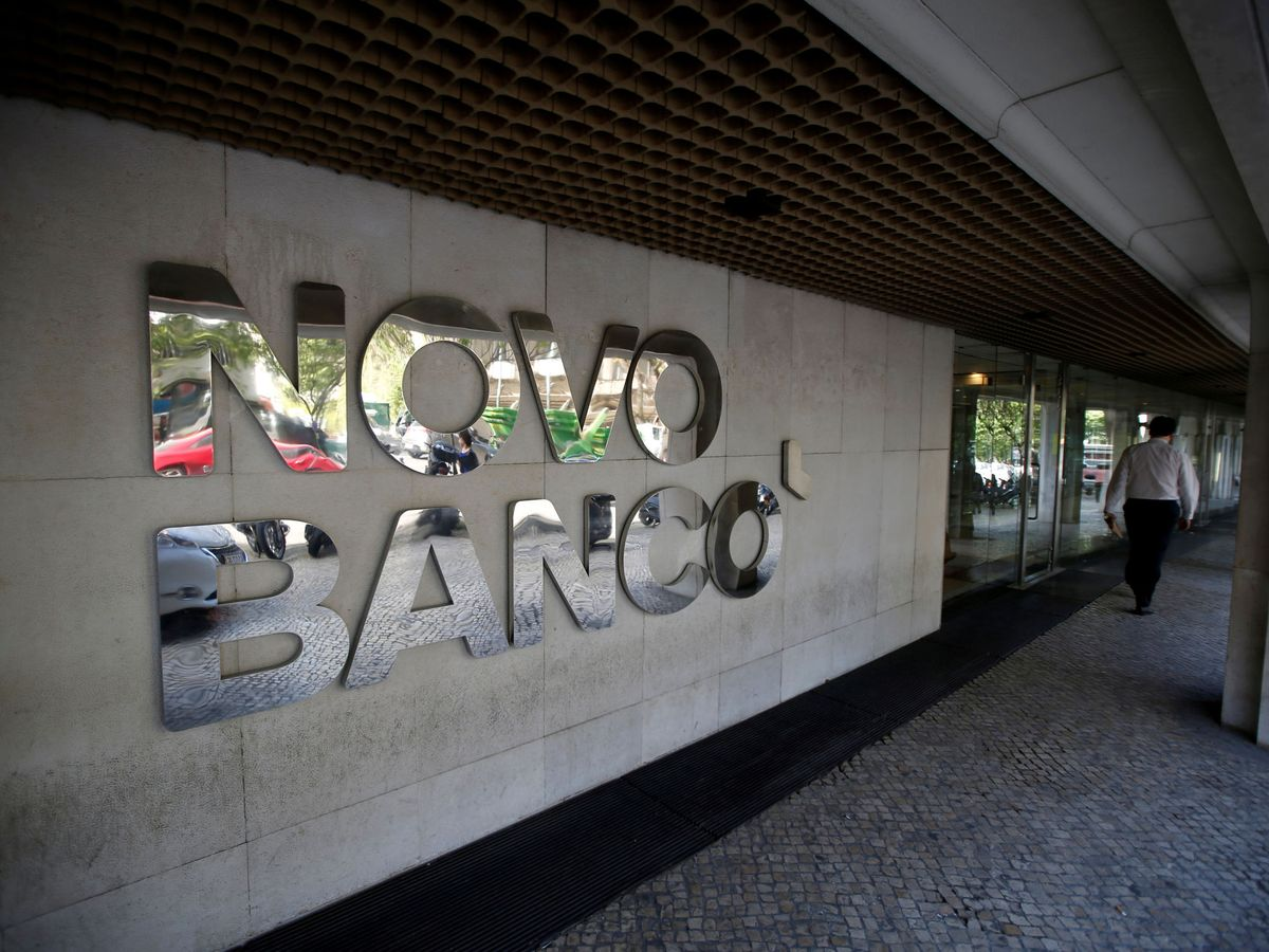 Foto: Sede de Novo Banco en Portugal. (Reuters)