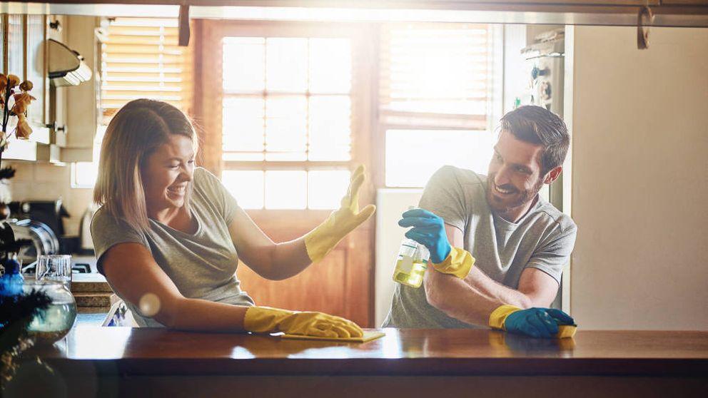 Los beneficios de limpiar la casa para la salud mental y física