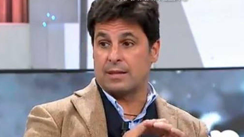 Fran Rivera, en 'Espejo público'. (Atresmedia Televisión)