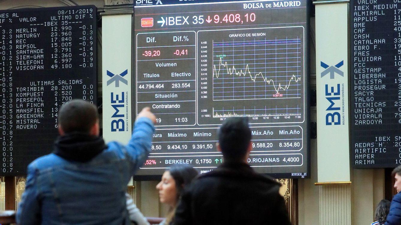 La banca sufre y la prima de riesgo se tensa con el resultado electoral