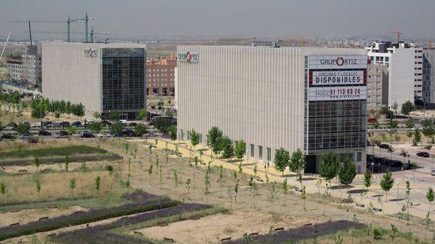 Foto: Sede de Grupo Ortiz en Madrid.
