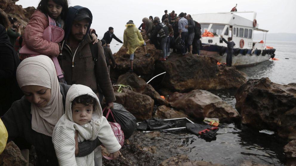 La UE discutirá el control de fronteras para mitigar la crisis de refugiados