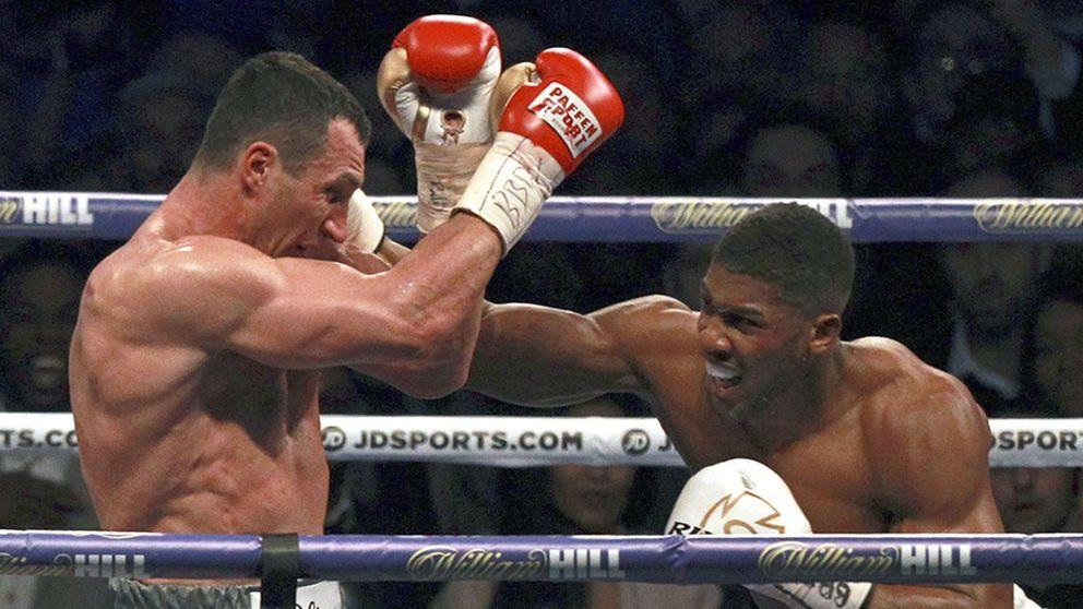 Nace una leyenda del boxeo: Joshua se consagra ante 90.000 personas